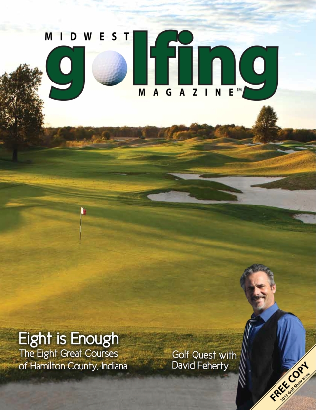 Midwest Golfing Magazine Winter 2013