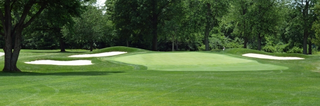 The 15th, Par Three, 192 Yards