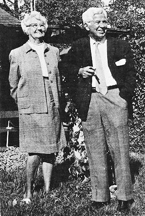 Bill and his wife, Helen
