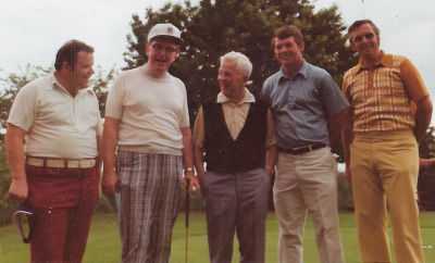 Opening Day Brookshire Golf Club, 1969